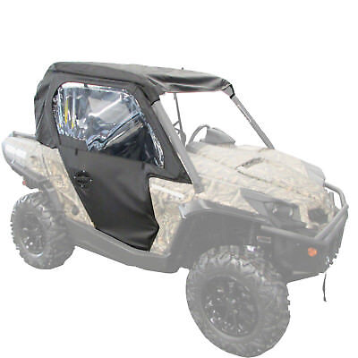 Commercial Sewing New Can-Am Commander Canvas/Soft Top Back With Doors, UBRP111