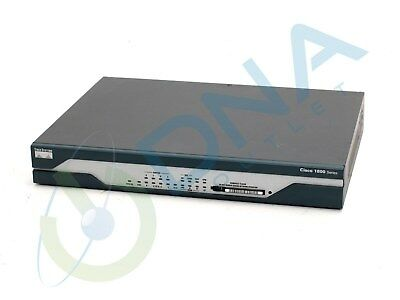 Cisco 1800 Series 1801 Integrated Services Router - Tested & Warranty