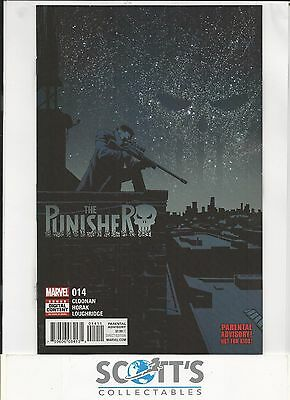 Punisher #14 New  (Bagged & Boarded) Freepost