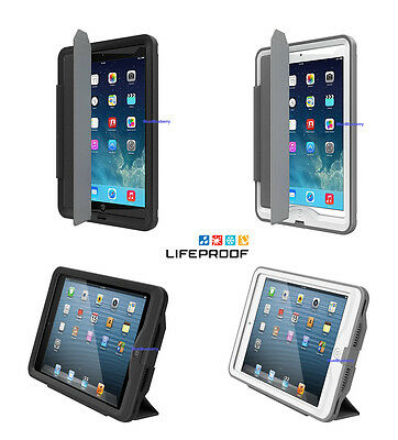 Portfolio Cover + Stand for LifeProof FRE /Nuud SERIES iPad Air ONLY Cases NEW
