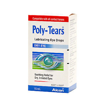 Polytears 15Ml NEW Cincotta Chemist
