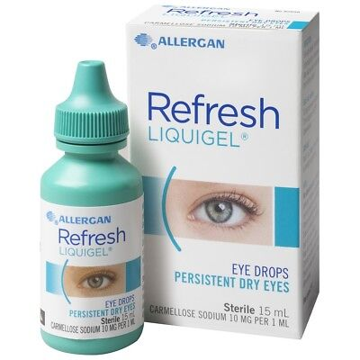 Refresh Liquigel 15ML NEW Cincotta Chemist