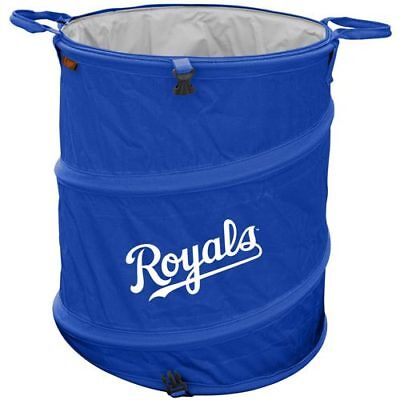 Kansas City Royals Collapsible 3-in-1 Trashcan Cooler - MLB