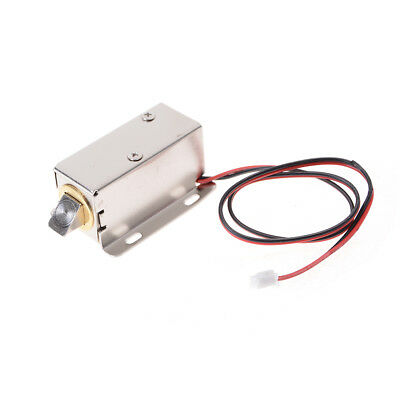 LY-03 DC12V Electric Solenoid Lock Tongue Upward Assembly Door Cabinet Drawer JR