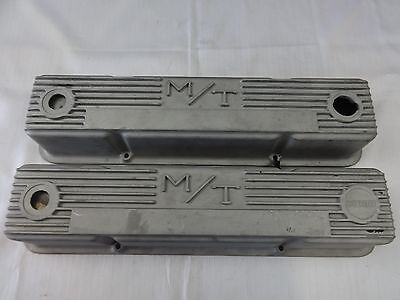 Mickey Thompson Chevrolet Valve Covers - Sbc New