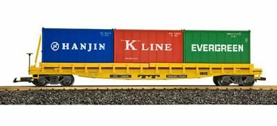 Lgb - Ll43543 - (D) Container Train G Scale