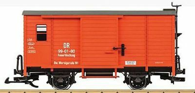 LGB - 46357 Fire Fighting Wagon DR G SCALE