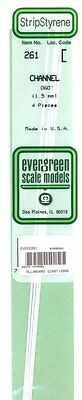 Evergreen - Eve00261 - .060In Channel