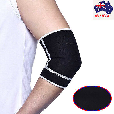 Protective Strained Warm Armband Breathable Durable Elbow For Gym Sport Neoprene