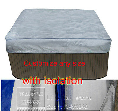 Customize hot tub cover bag size 2200x2200x300 mm