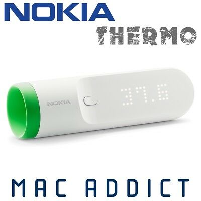 NOKIA (Withings) Thermo Contactless Smart Thermometer | Medically Approved
