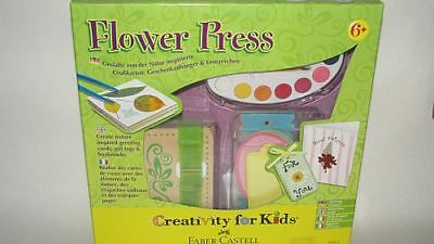 Faber Castell 180851 Flower Press - Blumen Presse NEU