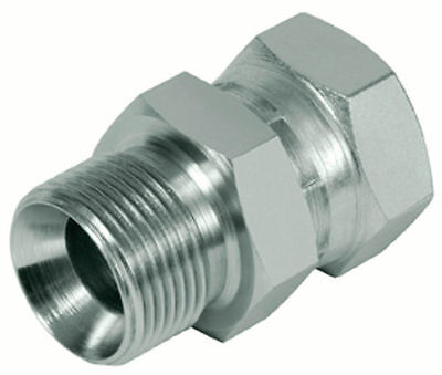 Hydraulic Straight Screw-In Adapter npt-außengewinde / NPSM – Female Thread