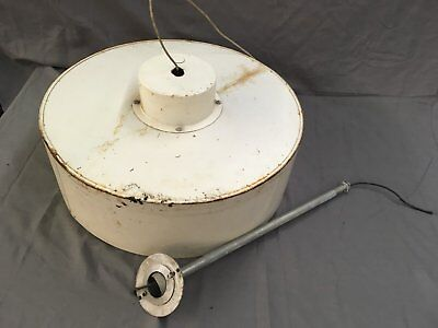 Vintage Industrial Pendant Ceiling Light Old Retro Kitchen Fixture 510-17E