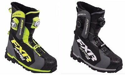 "Fxr ""elevation Lite Boa Focus"" Boots Snowmobile Waterproof - Pick Size & Color"