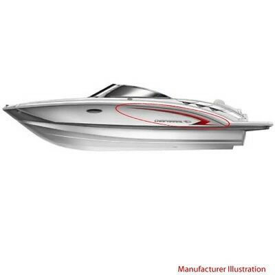 Chaparral Boat Decal 14.00269 | 09 Sunesta 264 Red (Set of 2)