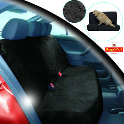 Waterproof Car Rear Back Seat Cover Pet Dog Cat Protector Heavy Duty Protector