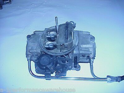 Holley 750 CFM 4 Barrel Carburetor 3310-3 Ratrod Streetrod Hopper Mudbog C28