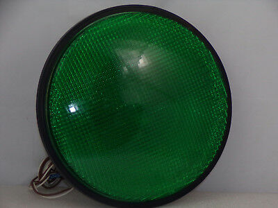 "Dailight 4332220001XL ITE Compliant 12"" Green Traffic Control Signal Module"