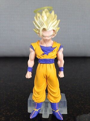 Dragon Ball Z GT Super Saiyan Goku HG Gashapon Mini Figure