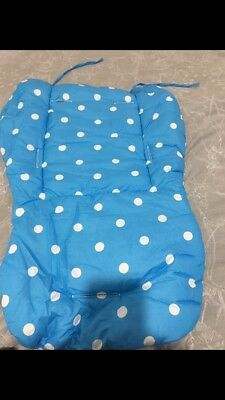 Bulk Lot (6) Universal Pram Liners Dot Blur design. Pick Up Pimpama Or Post.