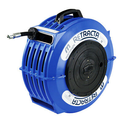 Macnaught RETRACTA Low Pressure Oil Hose Reel - 12.5mm x 10m OLP2121