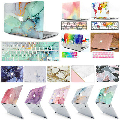 "For Apple Macbook Air Pro 13"" 13.3""  Protective Frosted Matte Hard Case Shell"