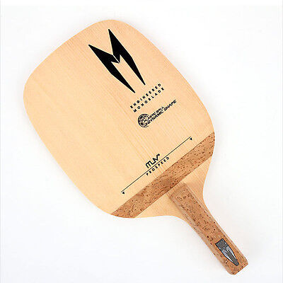 XIOM PRO SPEED Blade Penhold Table Tennis Paddles Ping Pong Racket Bat Blades