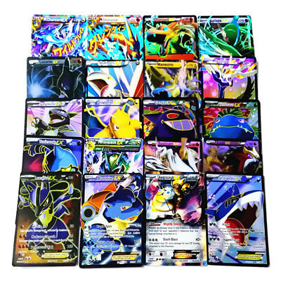 For Game TCG : Flash Card Rare (*47Pcs Basic card No Repeat) Hot Game HQ E