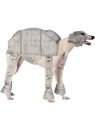 "AT-AT Imperial Walker Star Wars Dog Pet Costume, Med,Neck to Tail 15"", Chest 20"""