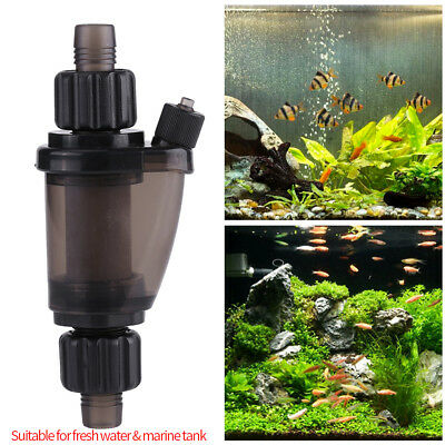 16/22mm CO2 Atomizer System Atomic Diffuser w/Suction Cup for Aquarium Fish Tank