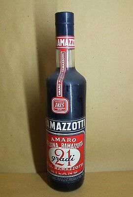 Liquore Amaro Ramazzotti 100 cc, old bottle