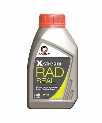 Comma Rad Seal 500Ml Repairs Cooling System Leaks Synthetic Technology RDS500M