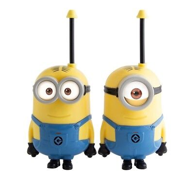 Minions Walkie Talkies BRAND NEW
