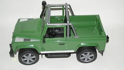 Bruder 02591 Land Rover Defender Pick Up NEU