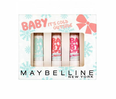 Maybelline Baby Lips Winter Mittens Gift Set
