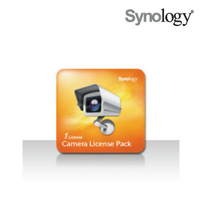 Synology Camera License Pack For Synology NAS - 1 Additional License
