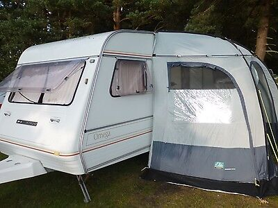 Sprite Alpine 2 Berth Caravan 163 590 00 Picclick Uk