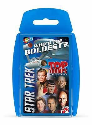 Star Trek TOP TRUMPS CARD GAMES - PLAY & DISCOVER