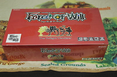 Ultra Pro Force of Will The Twilight Wanderer Sealed Box