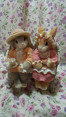 My Blushing Bunnies Tea For You And Me For You 351105