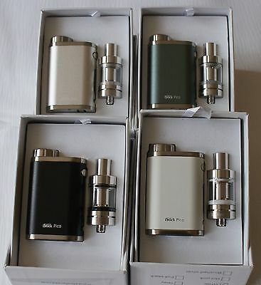 Kit iStick Pico 75W cléaromiseur Melo3 Mini 2ml +  ACCU 18650mah