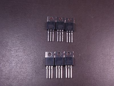 Lot of 6 MBR20200CT ON Semiconductor Schottky Barrier Rectifier 20A 200V 3 Pin
