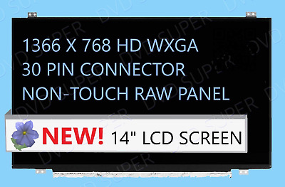 """T440 TP 14.0/"""" LED Screen for LENOVO 04X4046 LCD LAPTOP SD10A09770 LP140WD2 D1"""