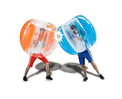 Kids Inflatable Bubble Ball Assorted Xshot Durable *+ Years Bump Wrestle Fight