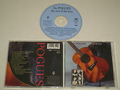 The Pogues/The Rest of Best (Wea 9031-77341-2) CD Album