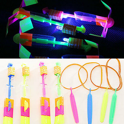2PCS LED Braided Light Up Flashing Dragonfly Glowing Kids Toy Gift For Party Toy