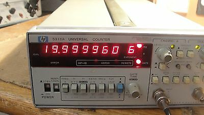 HP 5316A Universal Counter REDUCED PRICE