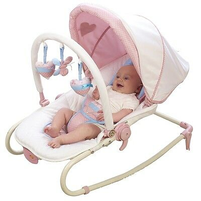 Babies R Us Country Rose Rocker, Portable Baby Napper Seat, Only at Toys R Us