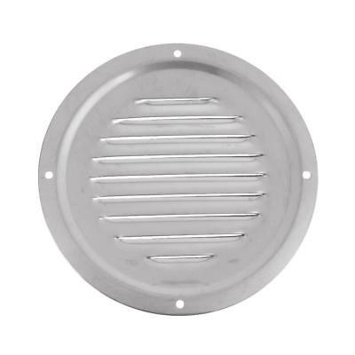 """5 """"316 Stainless Steel Marine Yacht Boat Engine Louvred Round Vent Cover"""